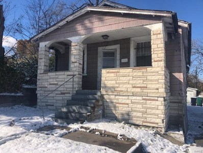 4621 Ravenwood Avenue, St Louis, MO 63121 - #: 19082755