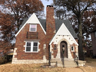 7319 Huntington Drive, St Louis, MO 63121 - #: 19086192