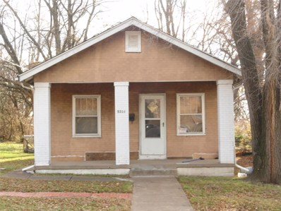 5316 Janet Avenue, St Louis, MO 63136 - #: 19086396