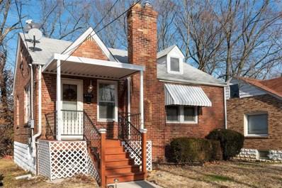 6713 ROBBINS AVE, St Louis, MO 63133 - #: 19087488