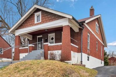 1601 Faris Avenue, St Louis, MO 63133 - #: 19087494