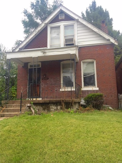 4233 Lexington Avenue, St Louis, MO 63115 - #: 19087836