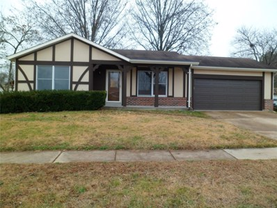 205 Laurelwood Drive, St Peters, MO 63376 - #: 19087849