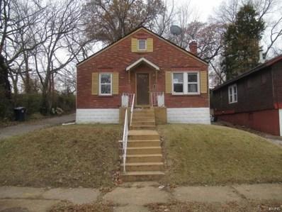 6206 Lorraine Avenue, St Louis, MO 63121 - #: 19088164