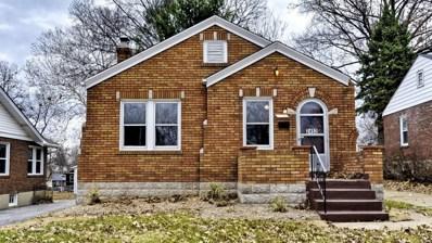 2452 Ashland Avenue, St Louis, MO 63114 - #: 19090252