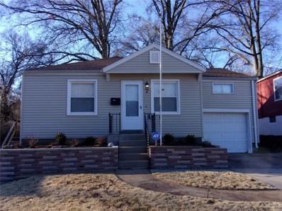7452 Esterbrook Drive, St Louis, MO 63136 - #: 19090287