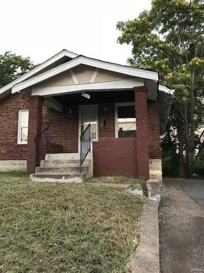 6223 Greer Avenue, St Louis, MO 63121 - #: 19091220
