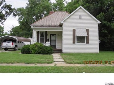 605 South Street, New Athens, IL 62264 - #: 19091257
