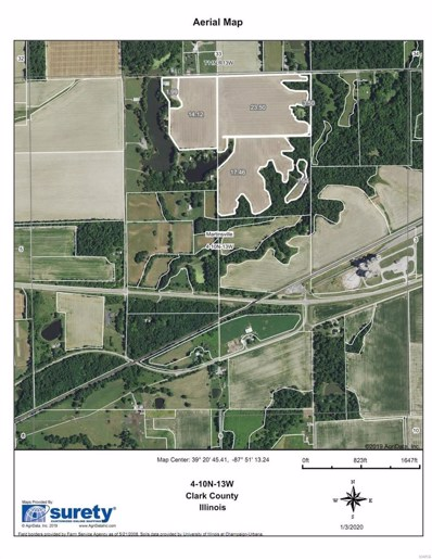 1400th Rd, Other, IL 62442 - #: 20000661
