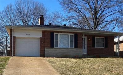 8231 Villaton Drive, St Louis, MO 63123 - #: 20002538