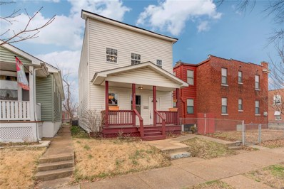4605 Adkins Avenue, St Louis, MO 63116 - #: 20004175
