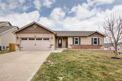 117 Prairie Bluffs Drive, Wentzville, MO 63385 - #: 20004735