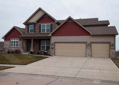 451 Parkview Manor Lane, Wentzville, MO 63385 - #: 20009481