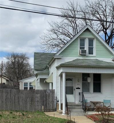 263 Pardella Avenue, St Louis, MO 63125 - #: 20009597