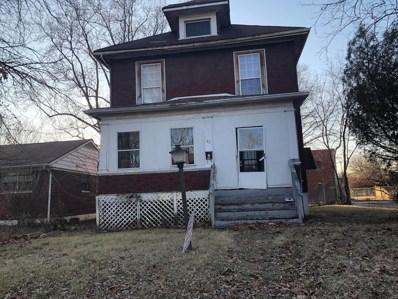 1435 39th Street, East St Louis, IL 62204 - #: 20011177