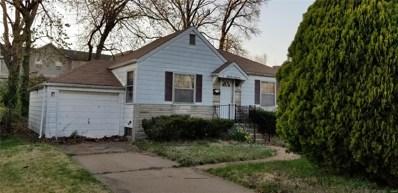5569 Sunbury Avenue, St Louis, MO 63136 - #: 20026171