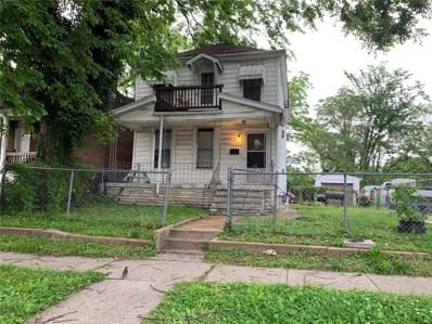 6325 Ridge Avenue, St Louis, MO 63133 - #: 20033163