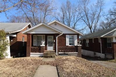 3518 Maywood Avenue, St Louis, MO 63121 - #: 20034807
