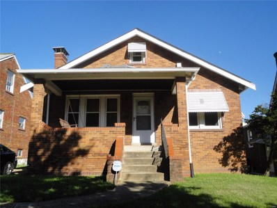 3526 Belaire, St Louis, MO 63121 - #: 20054292