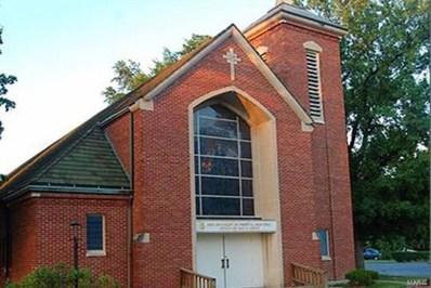 6215 Church Road, Centreville, IL 62207 - #: 20077359