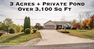 3117 Fox Run Drive, Godfrey, IL 62035 - #: 20078576