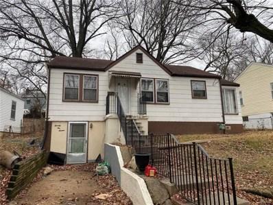 7116 Paisley, St Louis, MO 63136 - #: 21010050