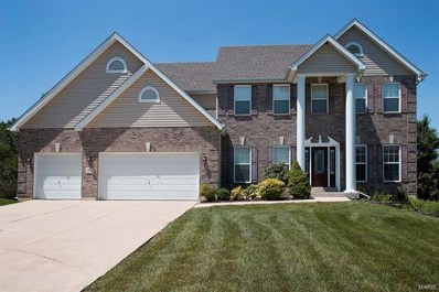 1154 Hollow Valley Court, St Charles, MO 63304 - #: 21038372