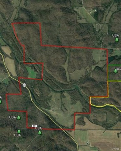 Hwy 49 and CR 435, Mill Spring, MO 63952 - #: 21039948