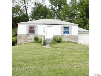 7415 Esterbrook Drive, St Louis, MO 63136 - #: 21044416
