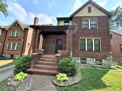 7406 Winchester, St Louis, MO 63121 - #: 21047505