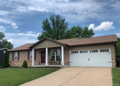 3808 Harvest Point Dr, St Peters, MO 63376 - #: 21052983
