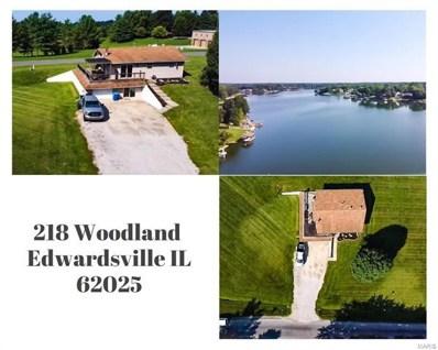 218 Woodland Drive, Edwardsville, IL 62025 - #: 21053653