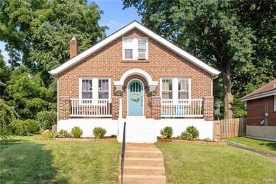 1410 Waldron Avenue, St Louis, MO 63130 - #: 21053822