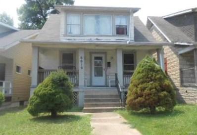 6016 Grimshaw Avenue, St Louis, MO 63120 - #: 21056033