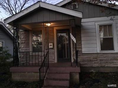 8277 Albin Avenue, St Louis, MO 63114 - #: 21056119