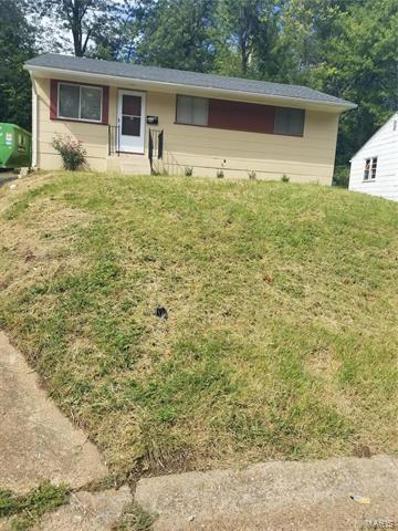5509 Sapphire Avenue, St Louis, MO 63135 - #: 21066891
