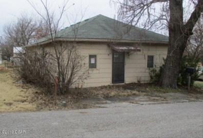 105 S Elm Street, Mulberry, KS 66756 - #: 190118