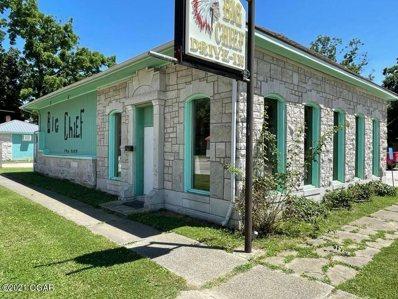 606 Merchant Street, Oswego, KS 67356 - #: 212776