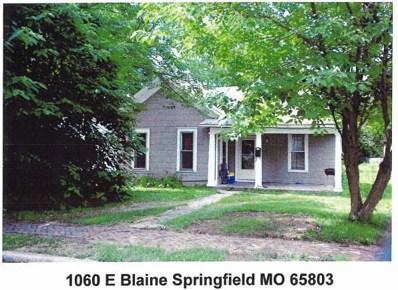 1060 E Blaine Street, Springfield, MO 65803 - #: 60099726
