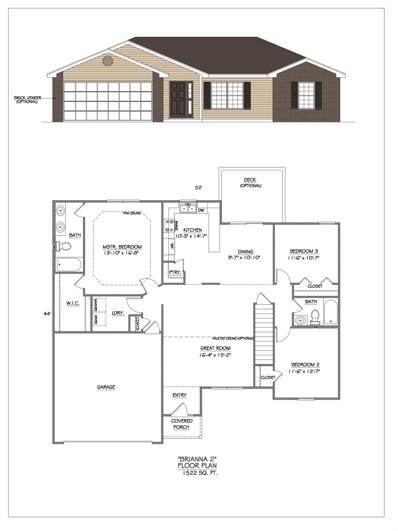 188 E Marion Lane, Kirbyville, MO 65679 - #: 60117375