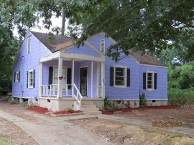 224 Houston Ave, Jackson, MS 39209 - #: 315377