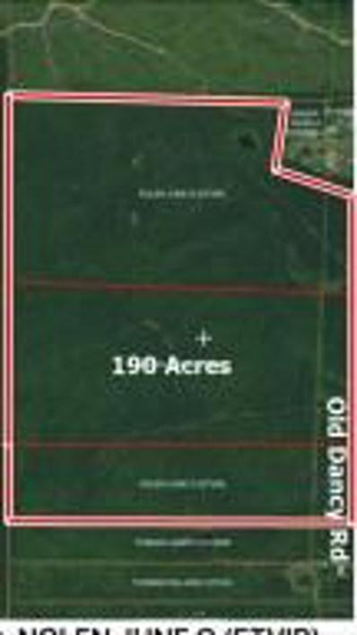 Old Dancy Rd (190 Ac), Mantee, MS 39751 - #: 18-2663