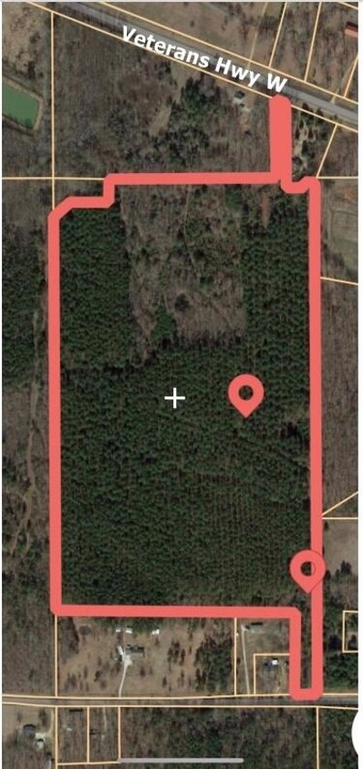 Veterans Hwy West (68 Ac), Thaxton, MS 38871 - #: 21-1074
