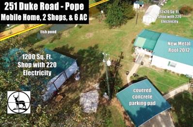 251 Duke Road, Pope, MS 38658 - #: 319926