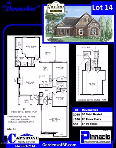 5165 Kensley Court, Southaven, MS 38672 - #: 320288