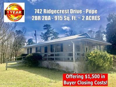 742 Ridgecrest, Pope, MS 38658 - #: 321782