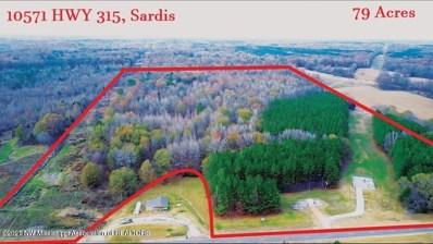 10571 Ms-315, Sardis, MS 38666 - #: 335393