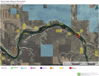S11\/S12 Upper Missouri River, Fort Benton, Other-See Remarks, MT 59442 - #: 294567