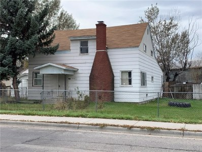 450 Jackson Street, Billings, MT 59101 - #: 301502