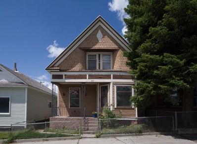819 N Henry Street, Butte, MT 59701 - #: 322103
